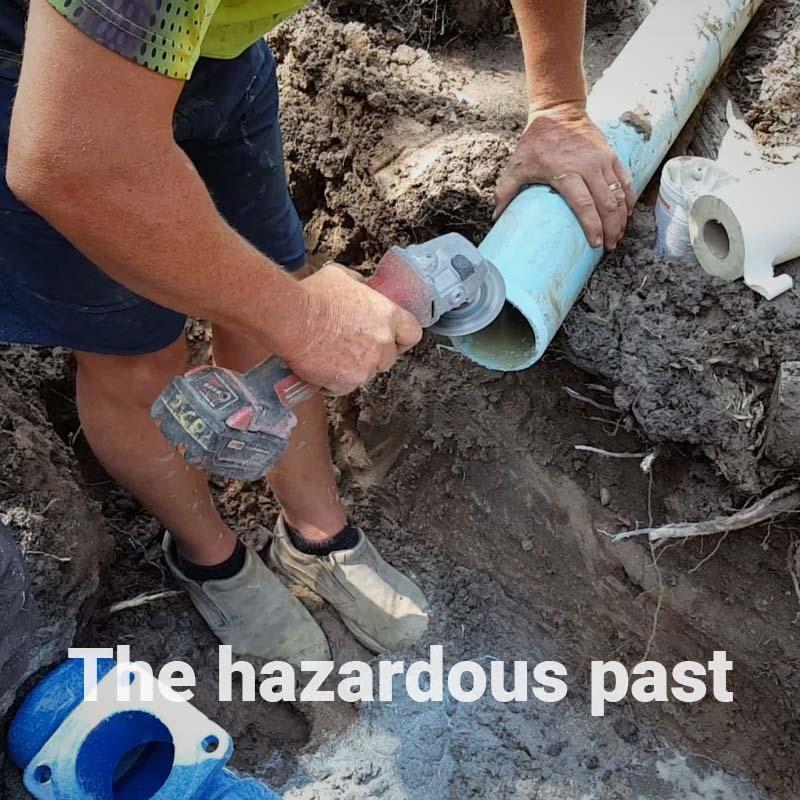 Grinding-The Hazardous Past