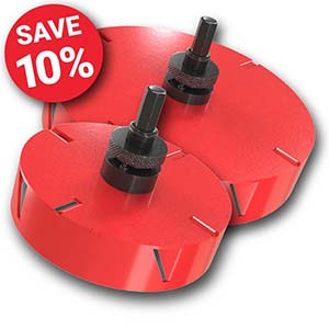 Brute Beveller 100-150-Dual Pack-Save 10