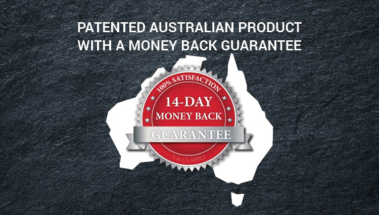 Patented-Aus-Product